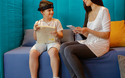 How Mente Helps Relax the Minds of Kids with Autism
