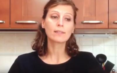 Cristina – Italy, October 2017
